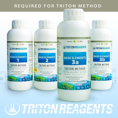 SET Base Elements 4000ml Komplettversorgung nach der TRITON Methode