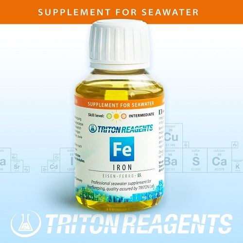 Reagents Eisen 100ml (Fe)